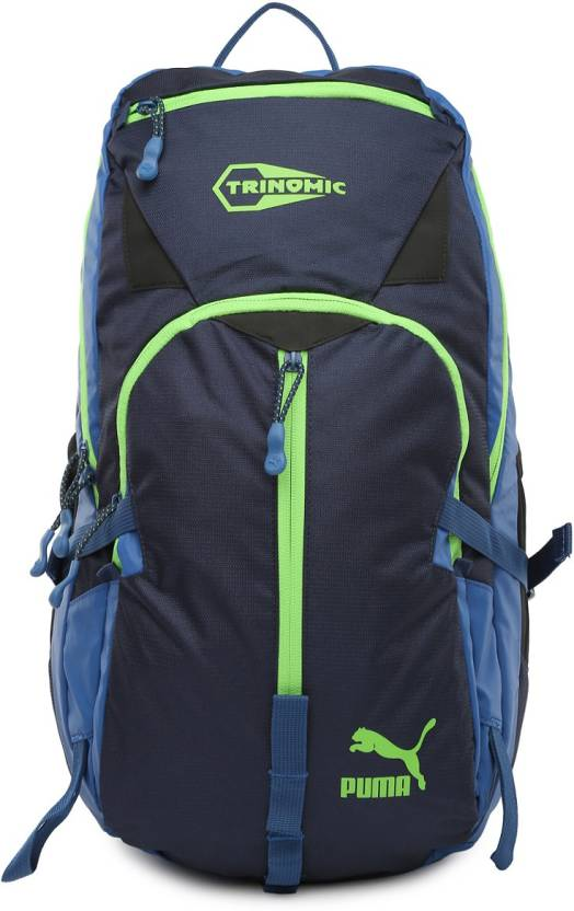 5bd4a3ace3 Puma Trinomic 30 L Backpack Blue - Price in India