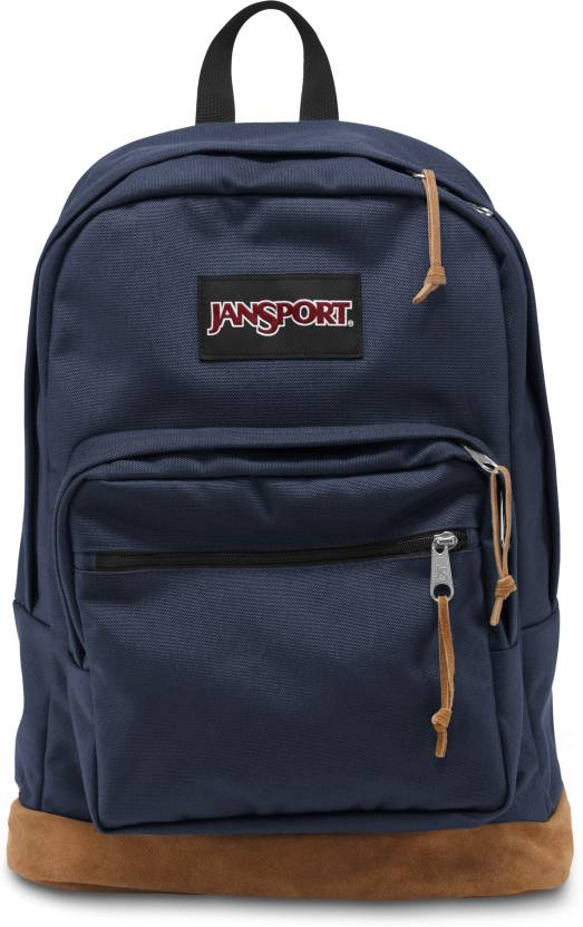 7446885933e3 JanSport Right Pack 31 L Laptop Backpack Navy - Price in India ...