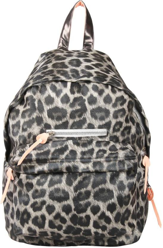 aa3e1c9db1cb Harp Dallas leopard Print backpack 12 L