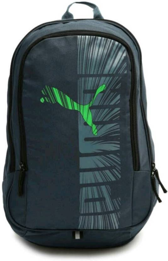 c48f67de9354 Puma Graphic 25 L Medium Backpack Black
