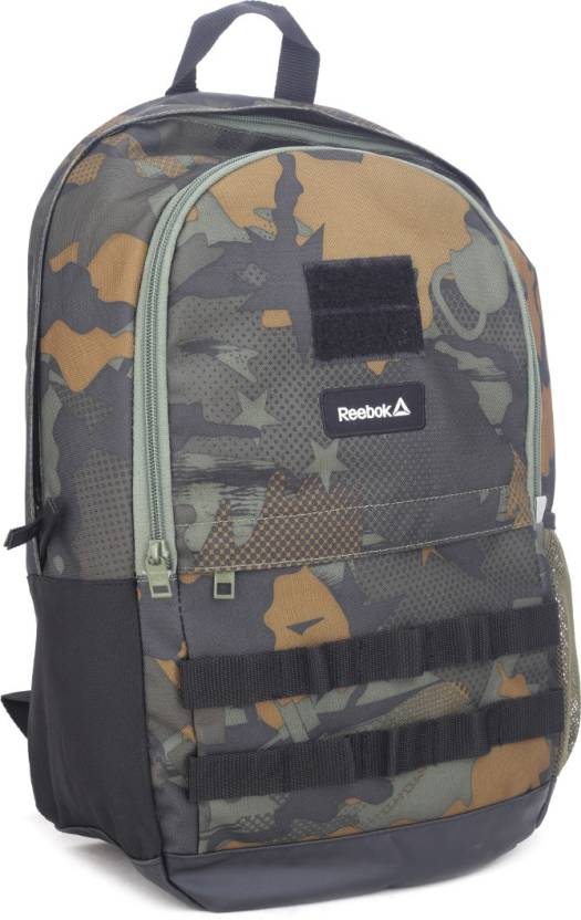 REEBOK Backpack Canopy Green - Price in India  e6f3e742deb24