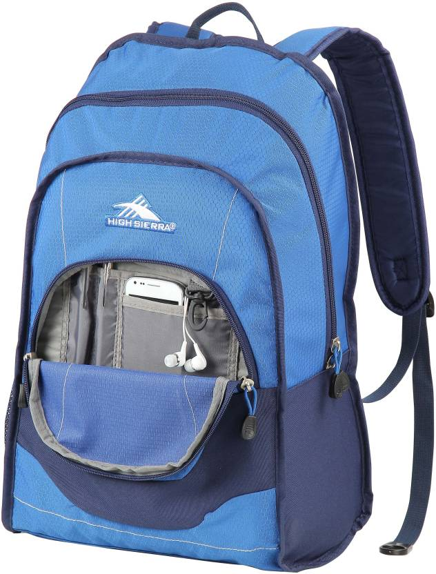 8387a1f58 High Sierra Widget Backpack true navy - Price in India | Flipkart.com