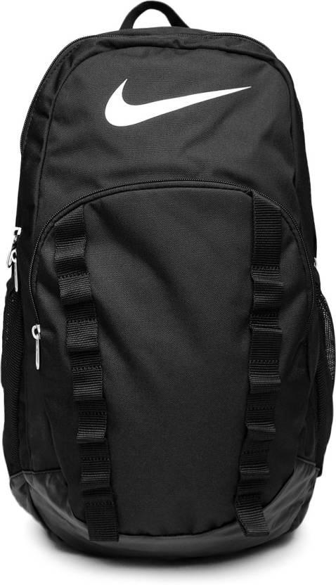 Nike Brasilia 7 Xl 2.5 L Backpack BLACK BLACK (WHITE) - Price in ... fdf87b33fc6f3