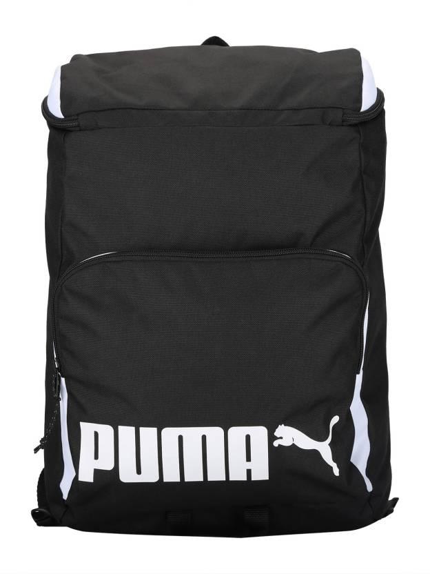 f855f576c2 Puma Sole 21 L Laptop Backpack Puma Black-Puma White - Price in ...