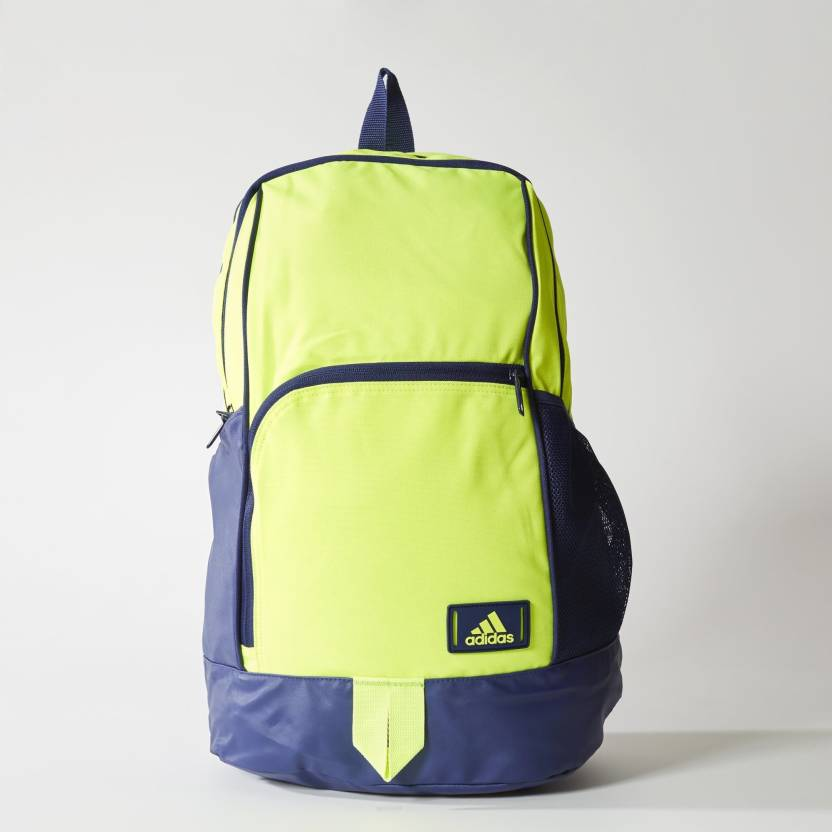 b045c3049780 ADIDAS Nga 1.0 M Backpack Syello Midngt Sesame - Price in India ...
