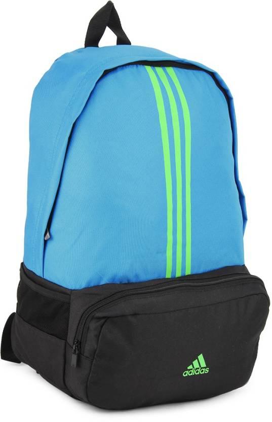 2b82ab9edf ADIDAS I BP E3S ART 3 Backpack Bright Blue - Price in India ...