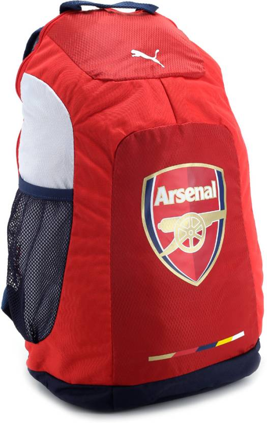 0b85842479cb Puma Arsenal Graphic Backpack (Multicolor)