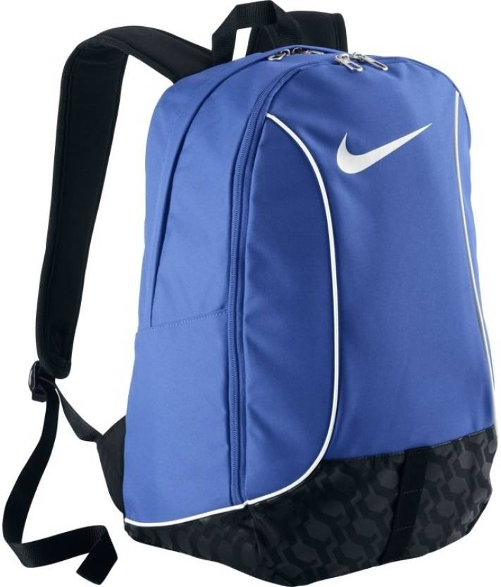Nike Unisex Brasilia Medium Backpack Blue - Price in India ... 51d138053ca4