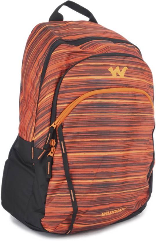 5237c7315 Wildcraft WC 2 Vistas 2 38 L Backpack Orange - Price in India ...