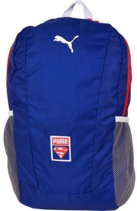 e2fd03deaef6b Puma Superman Cape Backpack sodalite blue - Price in India ...