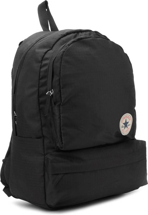 bc42cd7ad9 Converse Backpack Black - Price in India