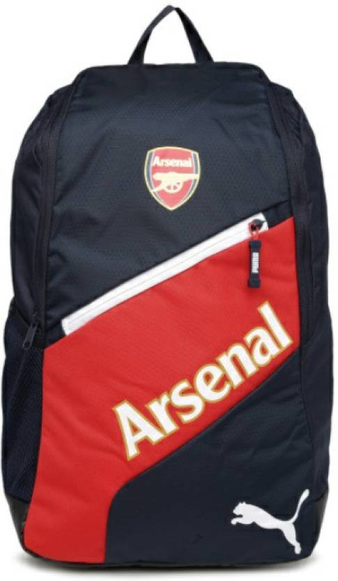 Puma Arsenal 20 L Backpack NavyBlue - Price in India  939880ad4100c