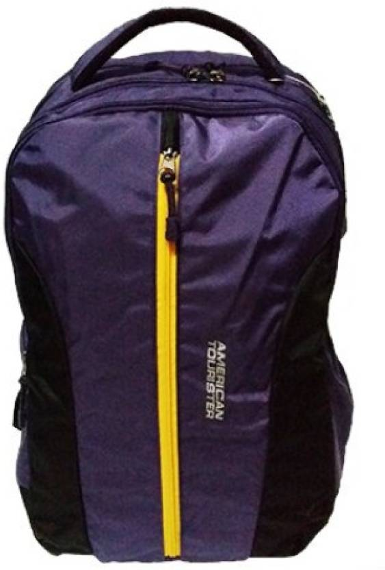8070900b186f American Tourister Buzz07 20 L Backpack Purple - Price in India ...