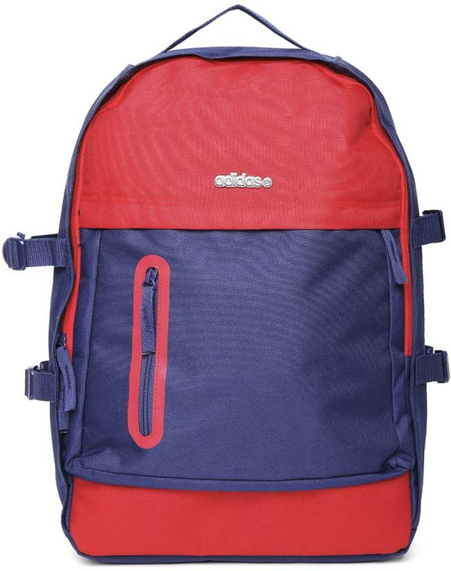 76d6fe8eee1 ADIDAS Neo ST 2.5 L Backpack Red, Blue - Price in India   Flipkart.com