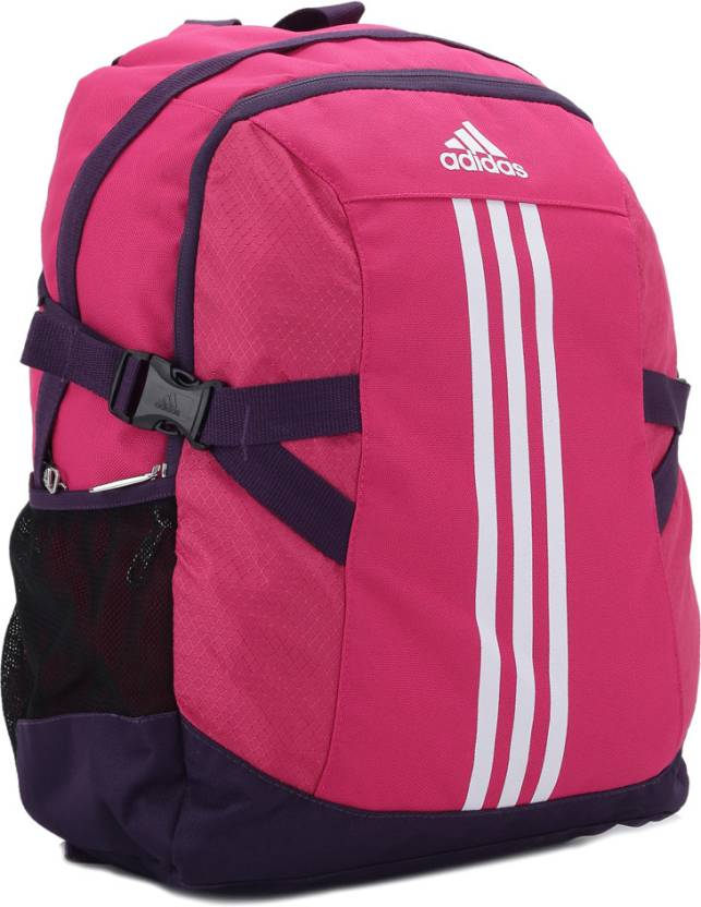 ADIDAS BP Power II Backpack Dark Violet and Pink - Price in India ... 752c95f0f03fc
