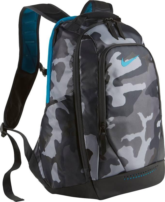 2577fb9323 Nike Ultimatum Utility Camouflage Xlarge 5 L Extra Large Backpack (Grey)