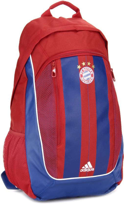 ADIDAS FCB JSY BP Backpack Fcbtru and Colroy - Price in India ... ea737ae35fddd