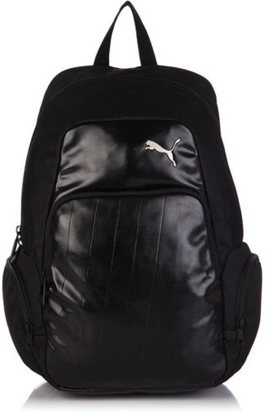 54968b4aa9 Puma Elite 25 L Large Backpack Black - Price in India | Flipkart.com