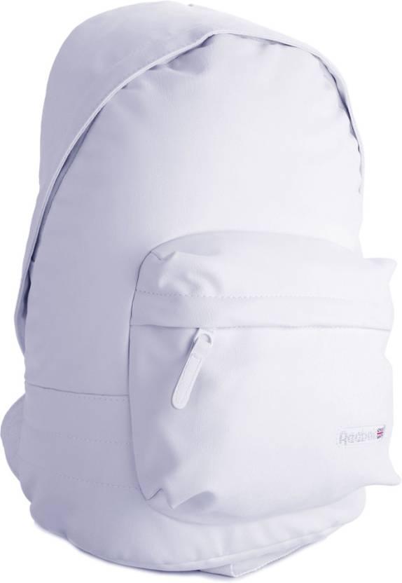 REEBOK Backpack White - Price in India
