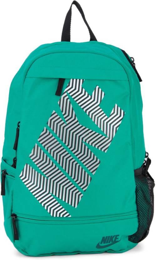 Nike NIKE CLASSIC LINE Backpack DK MICA GRN DK MICA GRN (NT FC ...