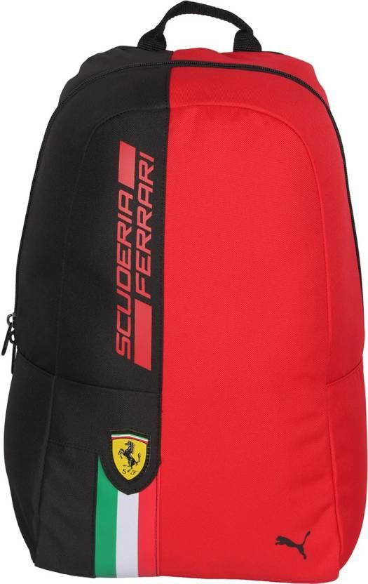 Puma Ferrari Fanwear Rosso Corsa 2.5 L Backpack Rosso Corsa-Puma ... 23271e47ea