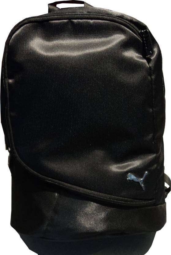 Puma Elite Large Backpack Black and White - Price in India ... 83fd979300c5b