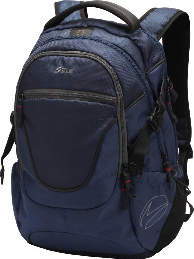 VIP i5 Rain Protect Laptop Backpack Black - Price in India ...