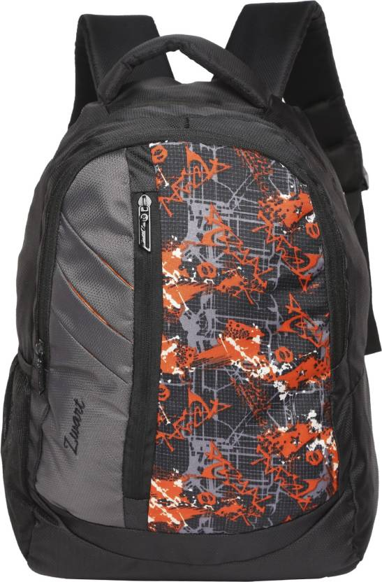 Zwart 114114 25 L Free Size Backpack