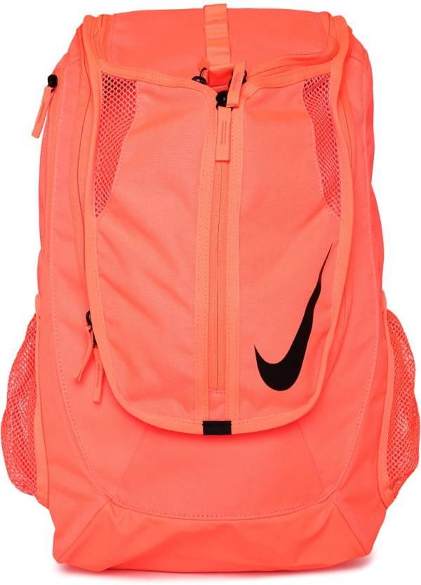 81e34289df19 Nike Premium 2.2 L Backpack Orange - Price in India