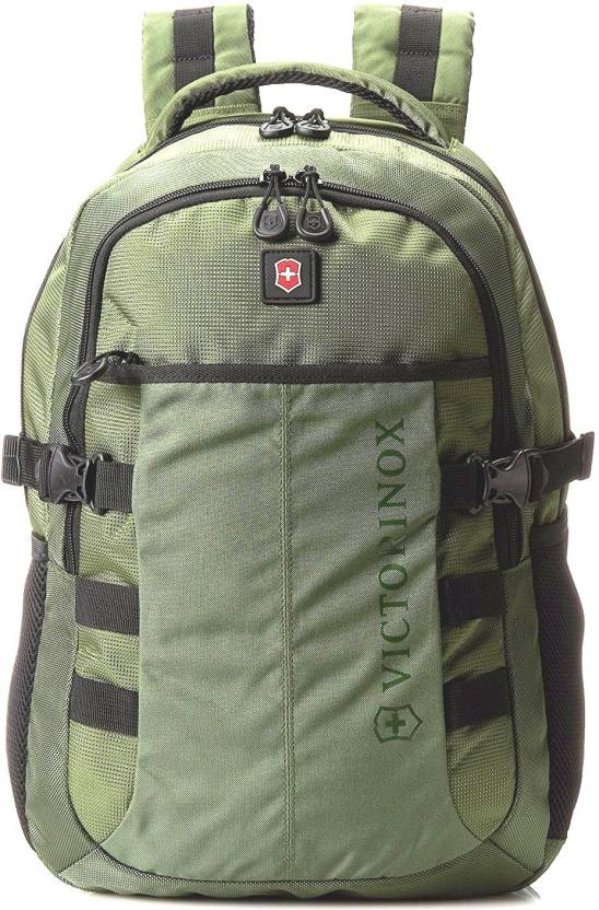 Victorinox Cadet 20 L Backpack green - Price in India  ac67921488269