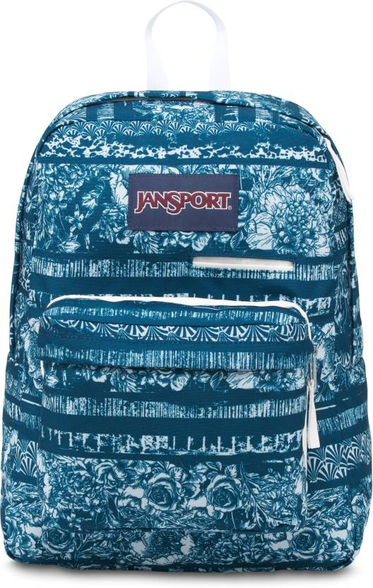 JanSport Digibreak 25 L Laptop Backpack (Blue)