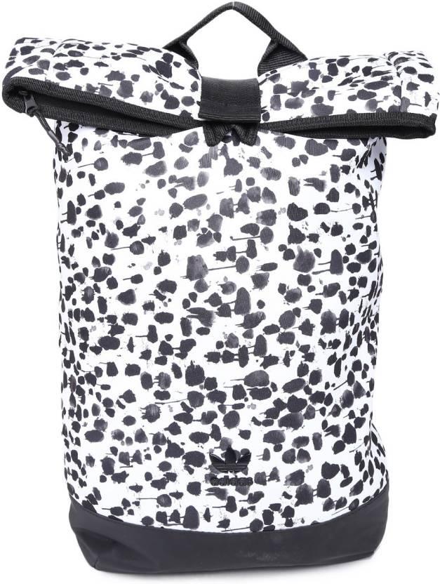 ADIDAS ORIGINALS Premium 2.2 L Backpack (White 5a9d8ba125dfa