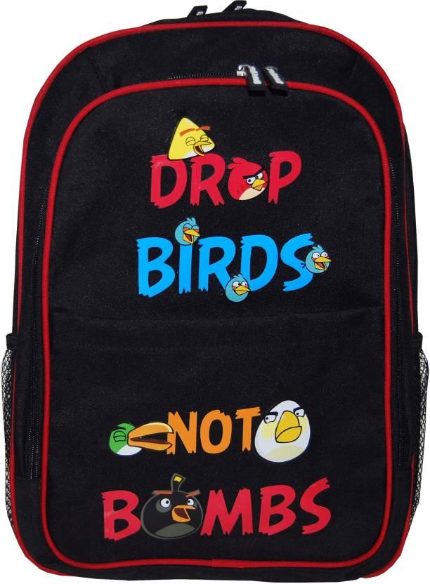 Angry Birds Waterproof Shoulder Bag
