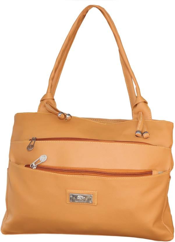 f1a2050ddc La Polo La Polo Expandable C-1 Shoulder Bag Waterproof Shoulder Bag (Brown
