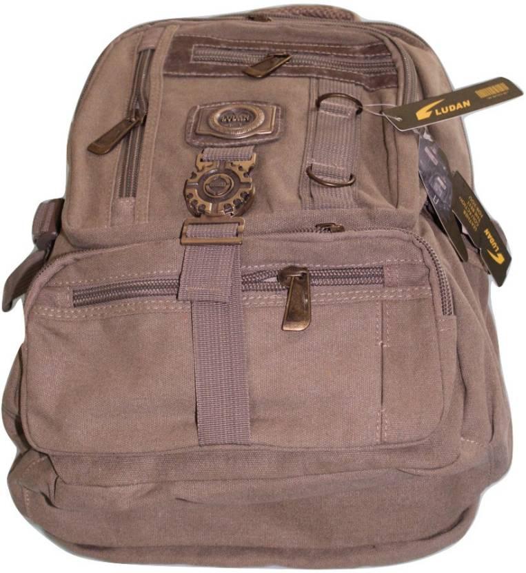 Ludan Jeans School Back Pack AGKRBG10380183 Shoulder Bag (Green 5a539ac9896f