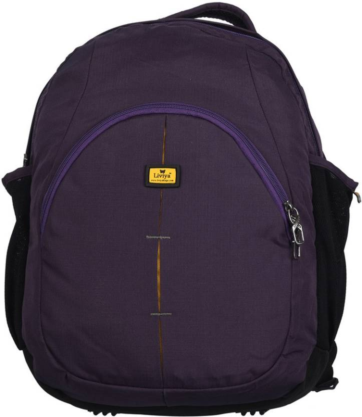ed4cd2a8c2f Flipkart.com   Liviya SB-486-PRPL Waterproof School Bag - School Bag