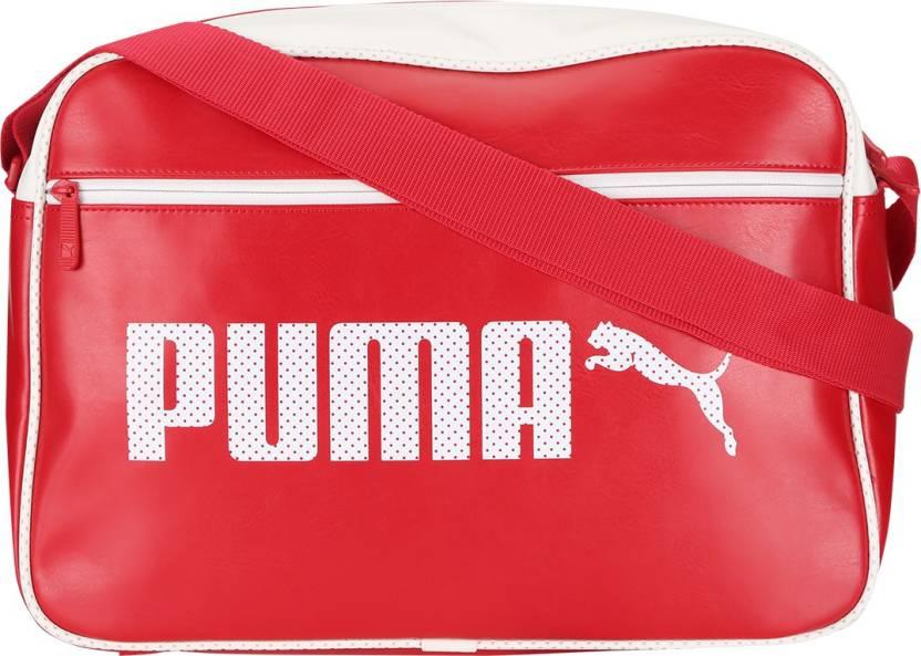 67d2ed40623 Flipkart.com | Puma Campus Reporter Messenger Bag - Messenger Bag