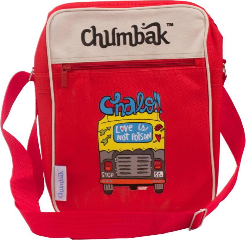 Chumbak Auto Raja Shoulder Bag