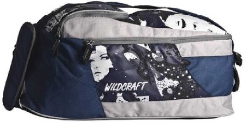Wildcraft Revolver Multipurpose Bag