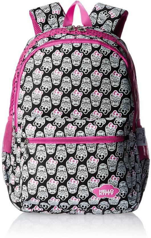 bfb44c8c6e82f Hello Kitty MBE-HKP060 Waterproof Backpack (Pink