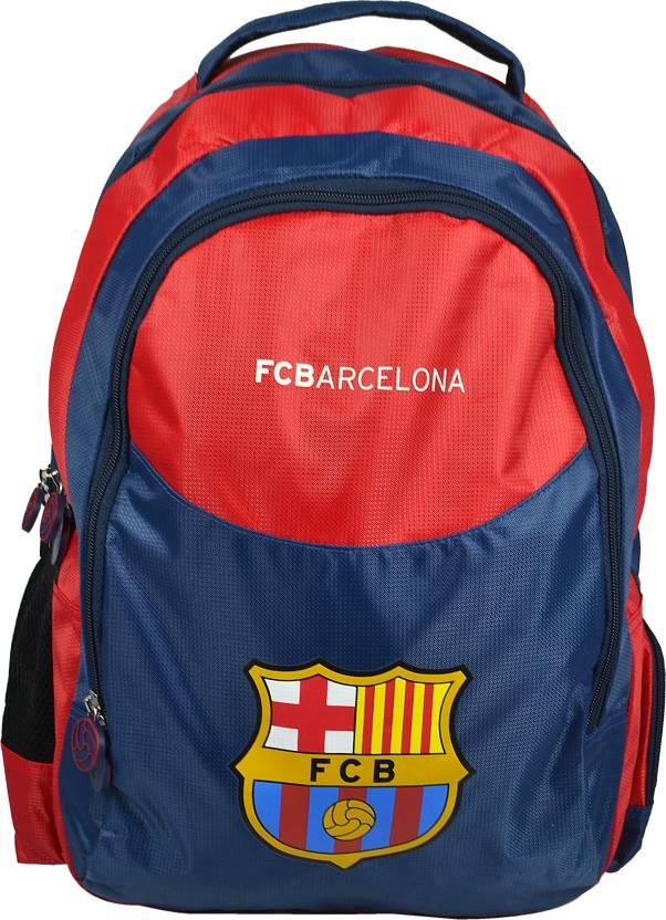 Simba FCB TEENS BARCELONA 18 BP School Bag (Multicolor c8167615782a0