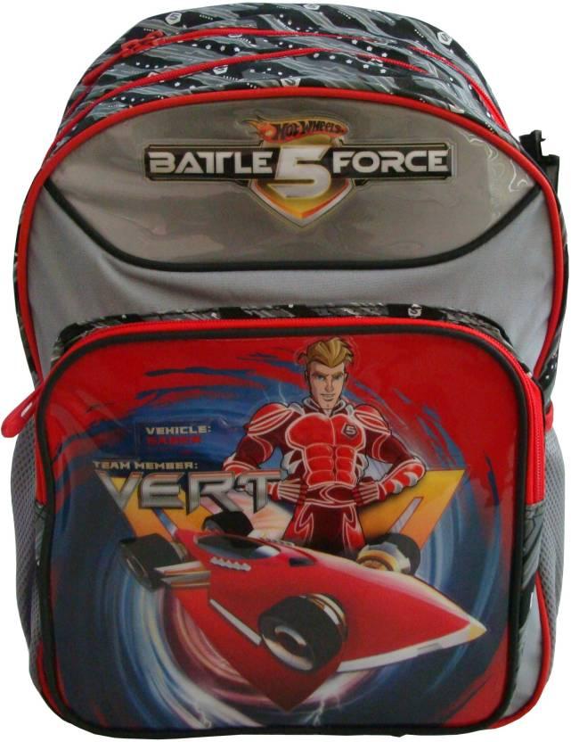 Hot Wheels Battle Force5 Shoulder Bag