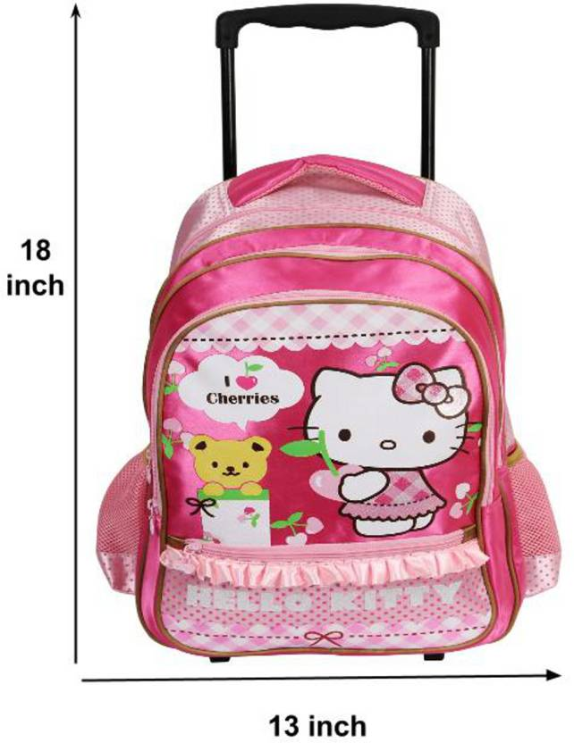 887a3201a Flipkart.com | Hello Kitty AGKRBG1039353 Trolley - Trolley