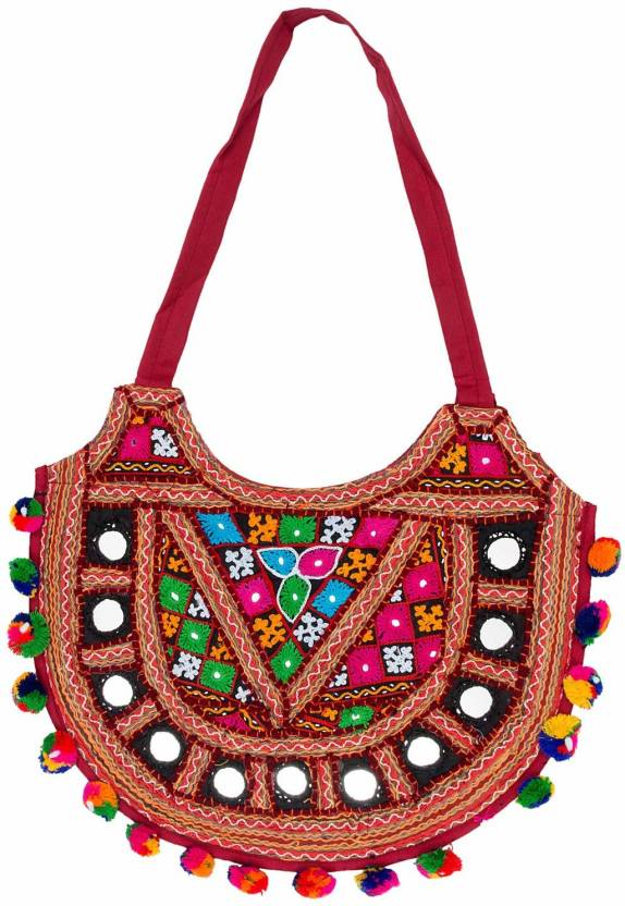 0523feaff9 Banjara India BANJARA BAGS - 2017 - KCBGS02 Shoulder Bag (Multicoloured