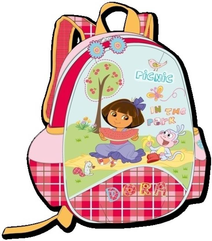 Viacom International Inc Dora Picnic Shoulder Bag