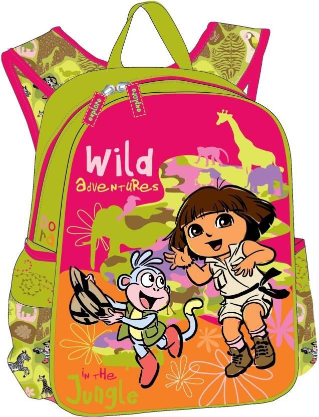 Viacom International Inc Dora Adventure Shoulder Bag
