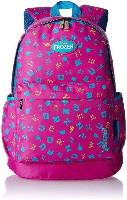 Frozen MBE-WDP0459 Waterproof School Bag cf7a3b2af8c6a