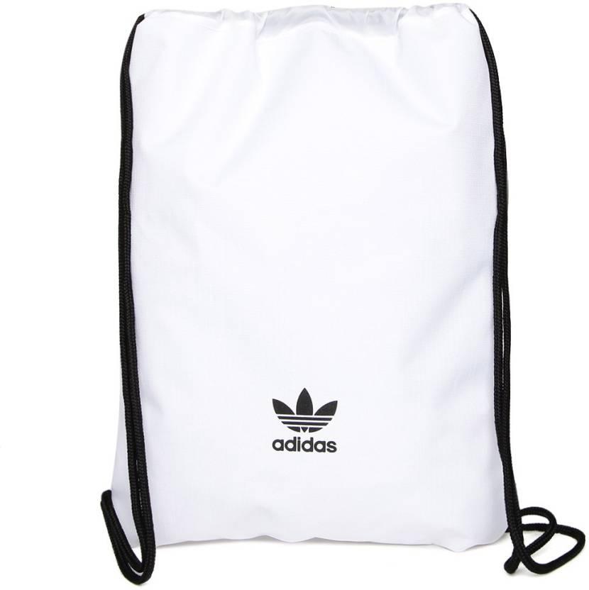 176e8c426d ADIDAS ORIGINALS Premium School Bag (White