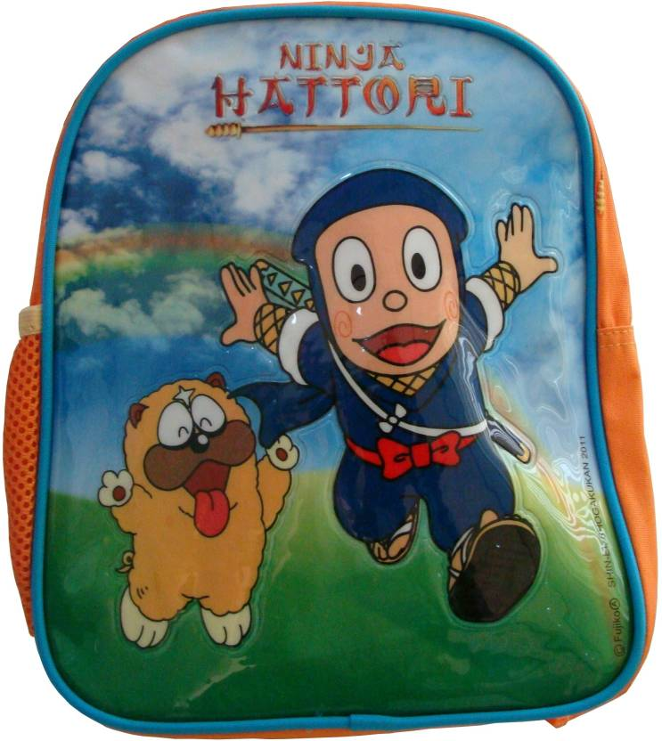 Nickelodeon Ninja Hattori Shoulder Bag
