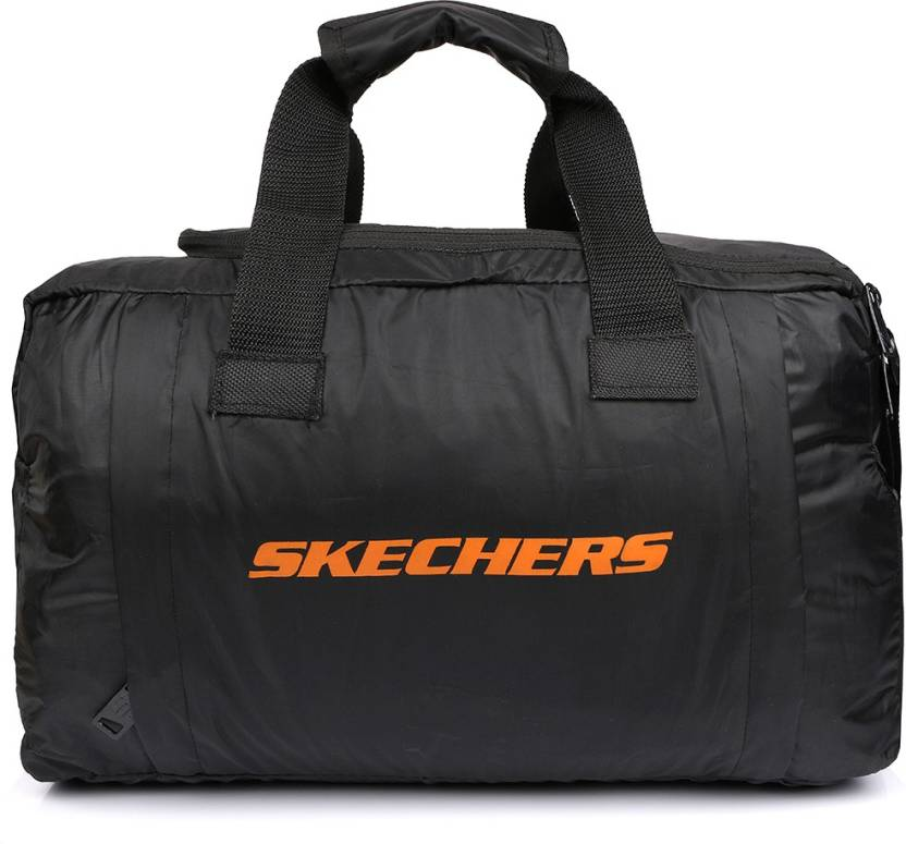 0d4cc93fe87 Skechers GYM SPORTS BAG Waterproof Multipurpose Bag (Black, Blue, 16 L)